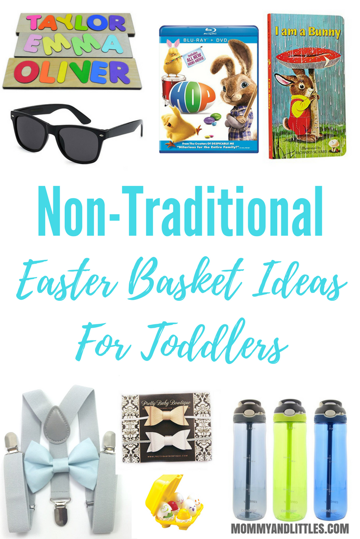 Non Traditional Easter Basket Ideas For Toddlers Mommy
